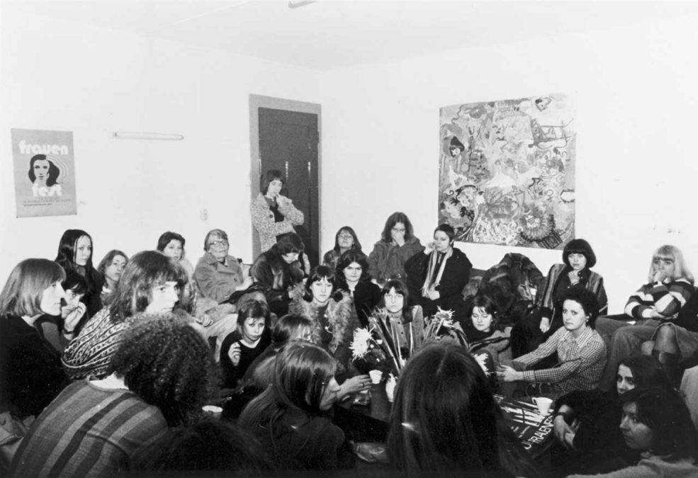 1968 Eine neue Welle des Protests