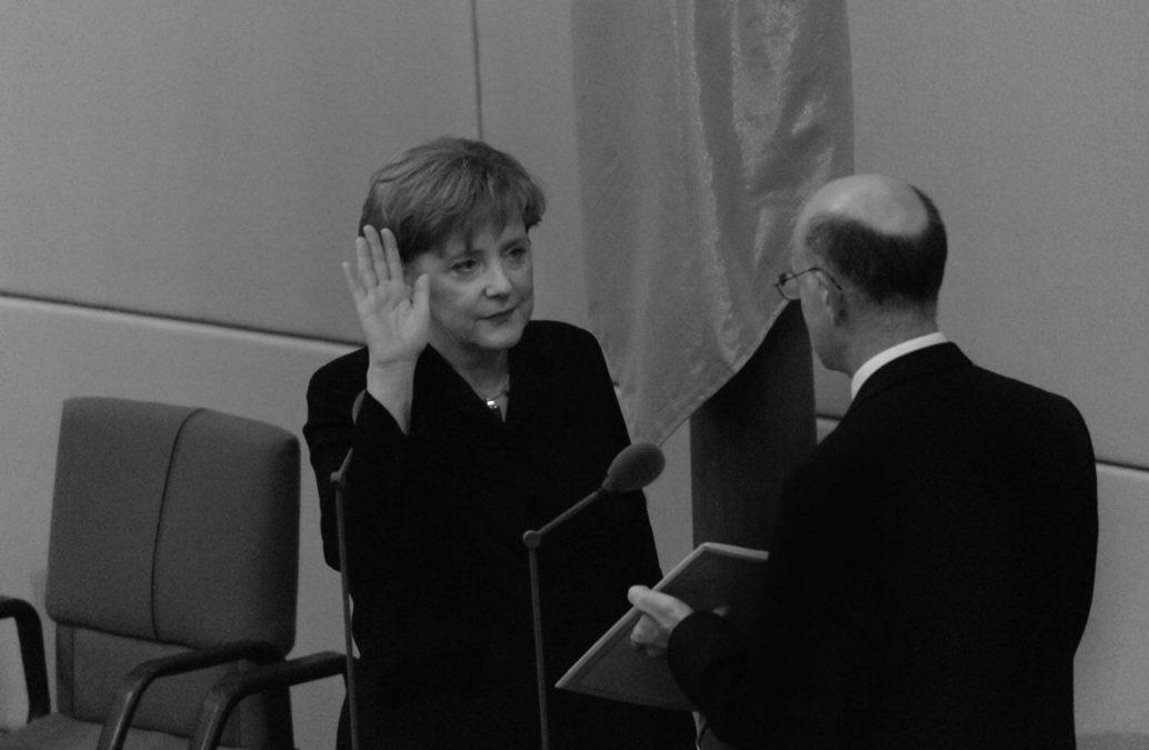 2005 Angela Merkel – Die erste Bundeskanzlerin
